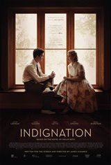 Indignation (v.o.a.) Affiche de film