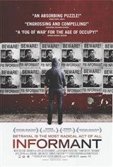 Informant Movie Poster