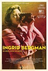 Ingrid Bergman: In Her Own Words Movie Poster