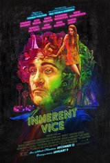 Inherent Vice Affiche de film