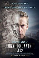 Inside the Mind of Leonardo in 3D Large Poster