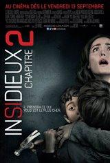Insidieux : Chapitre 2 Affiche de film