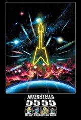Interstella 5555: The 5tory of the 5ecret 5tar 5ystem Movie Poster