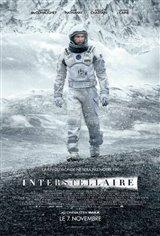 Interstellaire Affiche de film