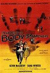 Invasion of the Body Snatchers (1956) Movie Poster
