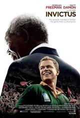 Invictus Movie Poster