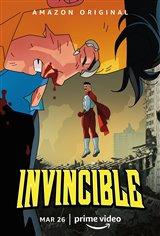Invincible (Amazon Prime Video) Movie Poster