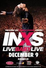 INXS: Live Baby LIve Affiche de film