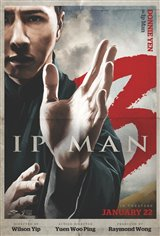 Ip Man 3 Movie Poster Movie Poster