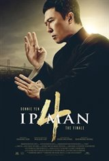 Ip Man 4: The Finale Movie Poster Movie Poster