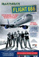 Iron Maiden: Flight 666 Movie Poster