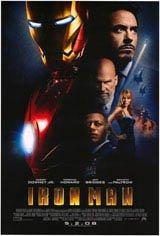 Iron Man (v.f.) Movie Poster