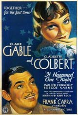 It Happened One Night - Classic Film Series Movie Poster