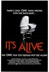 It's Alive! Movie Poster