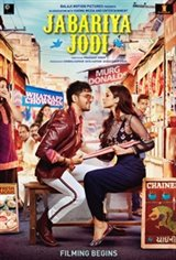 Jabariya Jodi Movie Poster