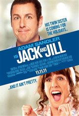 Jack and Jill Movie Poster Movie Poster