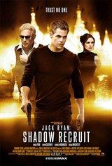 Jack Ryan: Shadow Recruit Movie Poster