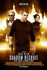Jack Ryan: Shadow Recruit - The IMAX Experience Movie Poster