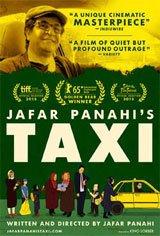 Jafar Panahi's Taxi Movie Poster