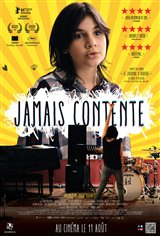 Jamais contente Movie Poster