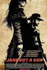 Jane Got a Gun Movie Poster