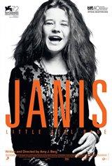 Janis: Little Girl Blue Movie Poster