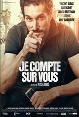 Je compte sur vous Movie Poster