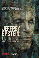 Jeffrey Epstein: Filthy Rich (Netflix) Movie Poster