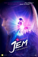 Jem and the Holograms Affiche de film