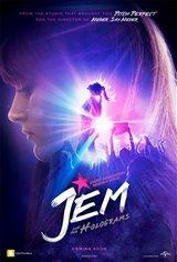 Jem et les Holograms (v.o.a.) Affiche de film
