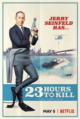 Jerry Seinfeld: 23 Hours to Kill (Netflix) Affiche de film