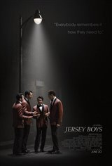 Jersey Boys Movie Poster