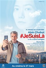 #JeSuisLà Affiche de film