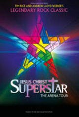 Jesus Christ Superstar UK Spectacular Movie Poster