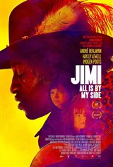 Jimi: All is by My Side Large Poster