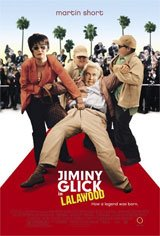 Jiminy Glick in Lalawood Movie Poster Movie Poster