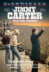 Jimmy Carter: Rock & Roll President Large Poster