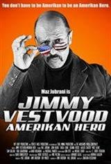 Jimmy Vestvood: Amerikan Hero Movie Poster