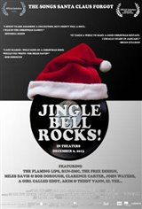 Jingle Bell Rocks! Large Poster