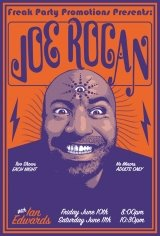 Joe Rogan: Triggered (Netflix) Movie Poster