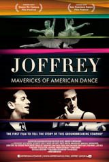 Joffrey: Mavericks of American Dance Movie Poster