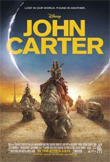 John Carter: Super Bowl Spot Movie Poster