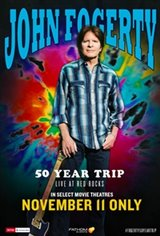 John Fogerty - 50 Year Trip: Live at Red Rocks Large Poster