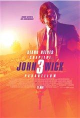 John Wick : Chapitre 3 - Parabellum Movie Poster