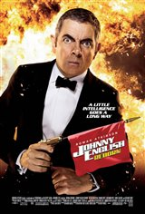 Johnny English renaît Movie Poster