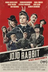 Jojo Rabbit Movie Poster Movie Poster