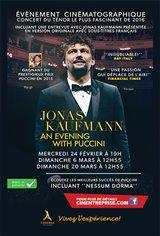 Jonas Kaufmann: An Evening with Puccini Large Poster