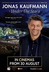 Jonas Kaufmann: Under the Stars Large Poster