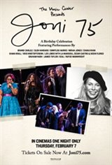 Joni 75: A Birthday Celebration Affiche de film