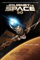 Journey to Space 3D Large Poster